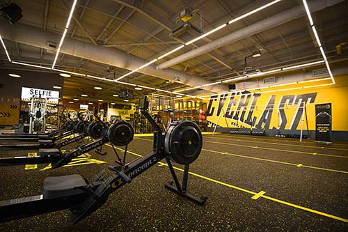 gym flooring case study sports direct