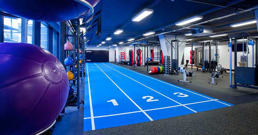 Gym Flooring Case Study Primal Gym