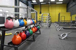 gym flooring case study Xercise4Less