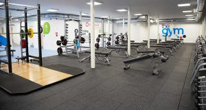 gym flooring case study the gym group