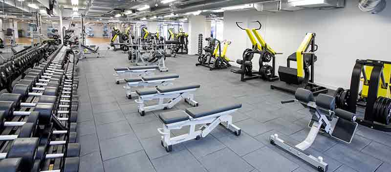 What is the best flooring for a gym?