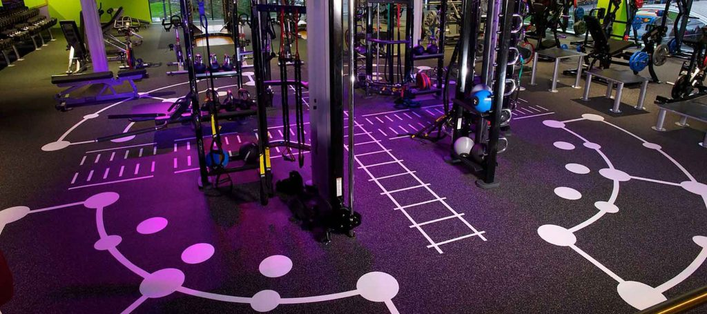 functional gym flooring
