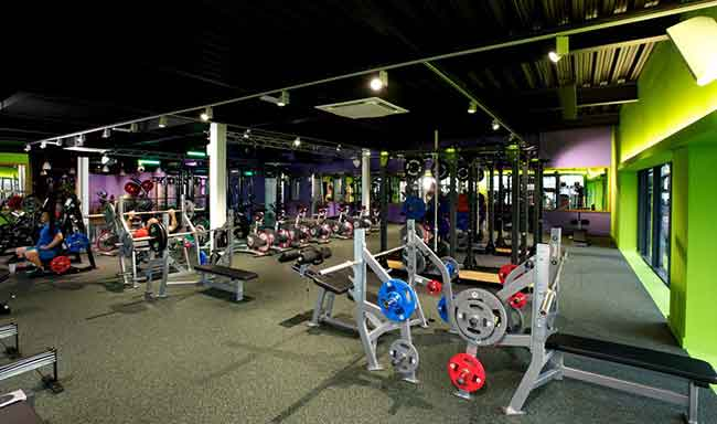 high performance gym flooring tvs
