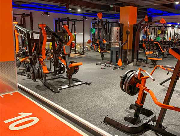 mountview academy gym flooring case study