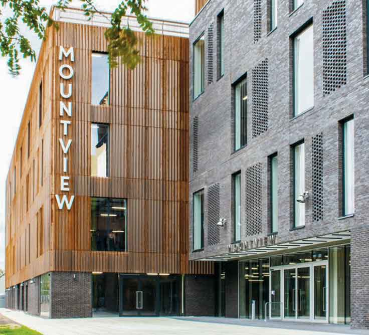 mountview academy specialist acoustic solution