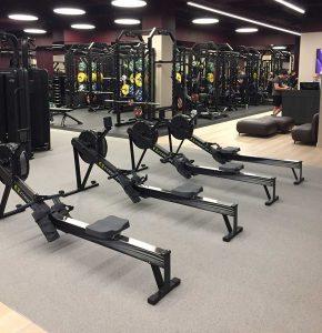 gym flooring tvs case study third space islington