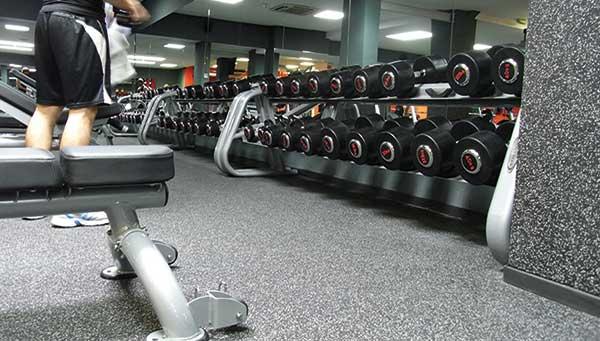 gym flooring rolls
