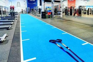 what are the acoustic considerations when designing gyms in mixed-use developments