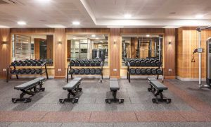 what is the best multi-use fitness flooring