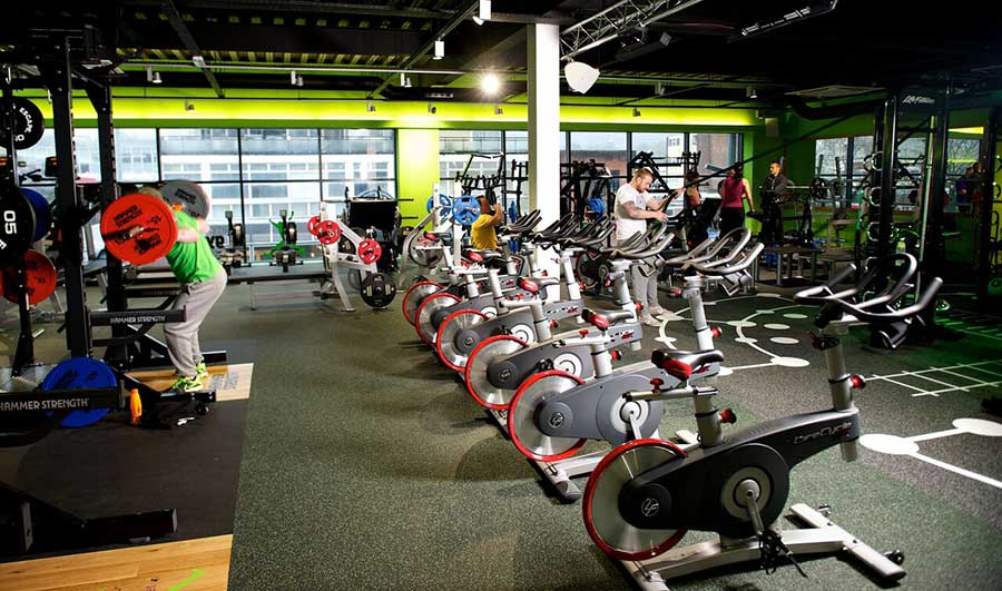 what makes TVS the best flooring specialist for gyms and sports halls