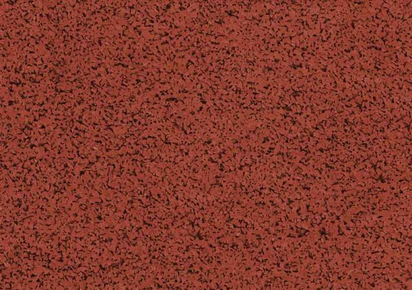 SPORTEC UNI versa gym flooring red